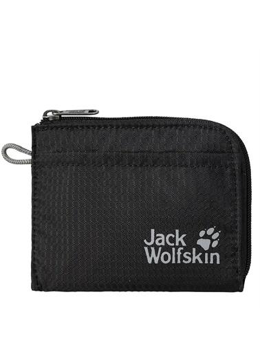 Jack Wolfskin Jack Wolfskin Kariba Unisex Cüzdan 8006801-6000 8006801-6000001 Siyah